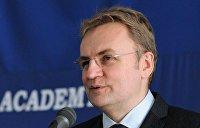 Голова Садовый: За что торгуется мэр Львова на выборах президента Украины