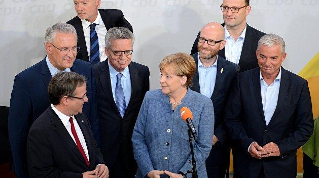 Выборы в Германии: почему Ангела IV не выглядит счастливой