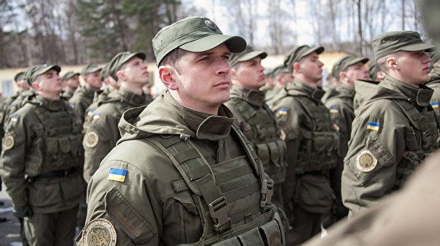 Украина: МВД и Нацгвардия усиленно готовятся к 9 мая