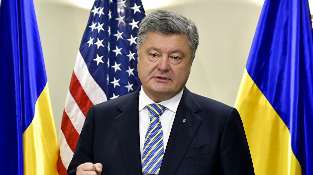 Рудяков: Порошенко не устраивает нынешний уровень его поддержки со стороны США
