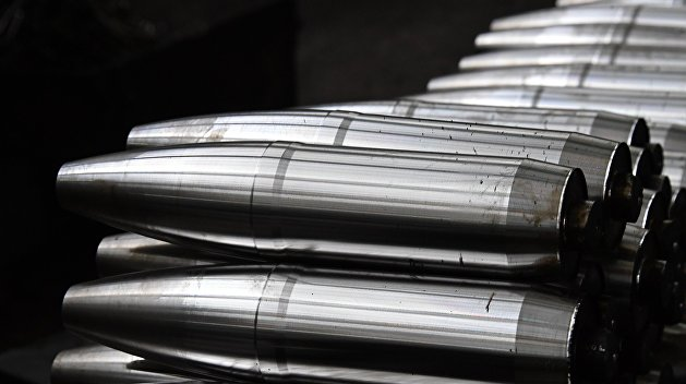 Степан Гавриш: В Калиновке уничтожены дорогие импортные снаряды