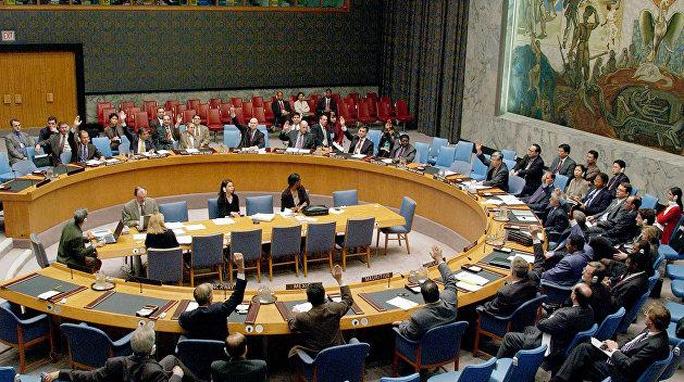 Россия может поднять в Совбезе ООН вопрос о поставках оружия Украине