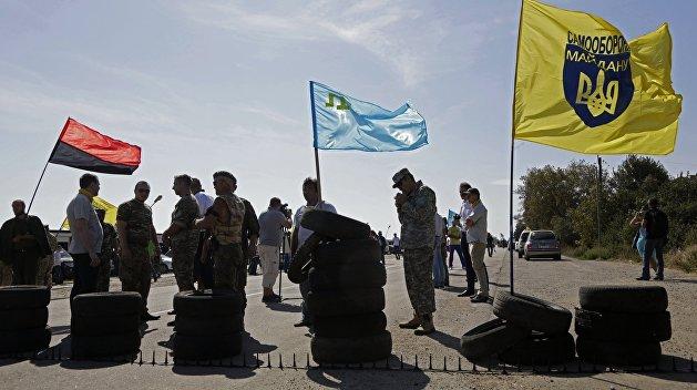 Власти Крыма: Сотрудничество с «Меджлисом» исключено