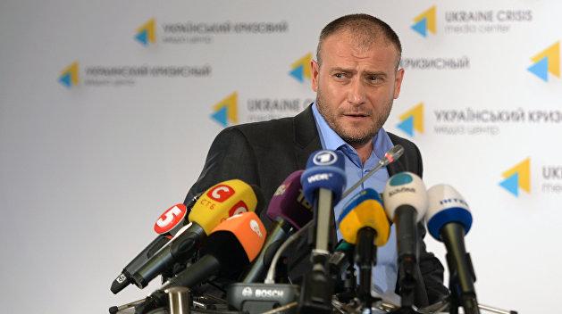 Вызов принят: Саакашвили ответил Ярошу на угрозу расстрела