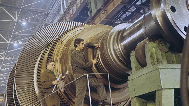 Крымский скандал с Siemens заставил РФ начать разработку собственных турбин