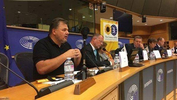 В Европарламенте рассказали о репрессиях на Украине и показали фильм о Бузине
