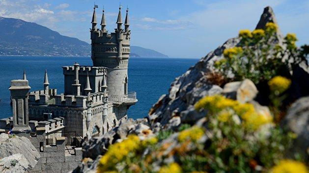 Американская газета рекомендует туристам из США отдыхать в Крыму