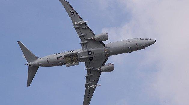 Американский самолет-шпион разведал обстановку у Керченского пролива