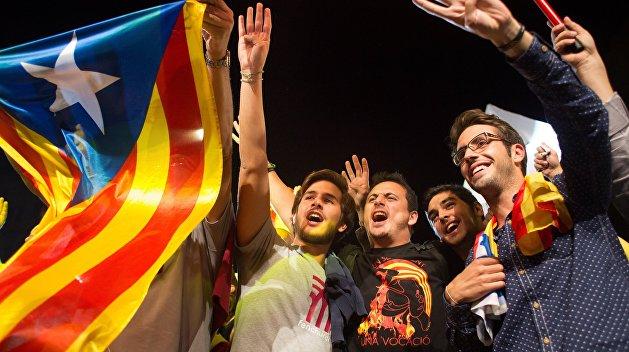 «Взгляд»: Каталонский кризис повлияет на отношения России с Европой