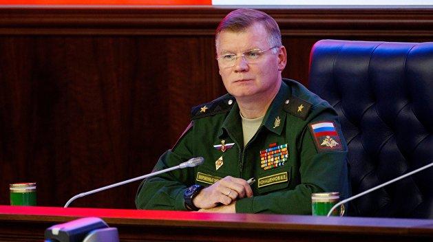 Минобороны РФ: Муженко продемонстрировал свою профнепригодность и деградацию всего Генштаба Украины