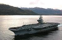 США направили к КНДР авианосец и стратегические бомбардировщики