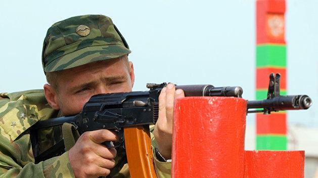 Гражданин Украины устроил перестрелку с российскими пограничниками