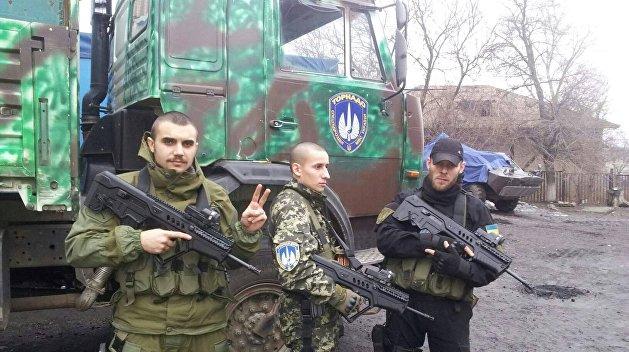 Грузинский наемник киевского режима возмущен «чешскими инструкторами» в ДНР и ЛНР