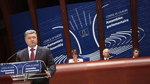 Береза: Депутаты ПАСЕ возмущены давлением, оказываемым на украинские СМИ