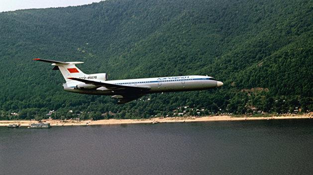 Разбился Ту-154 Минобороны РФ