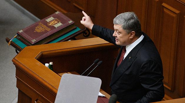 Алексей Попов: Изменения в Конституцию о вступлении Украины в ЕС и НАТО — это декларация