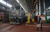 Модернизация тепловозов: Порошенко подвинул украинские компании ради General Electric