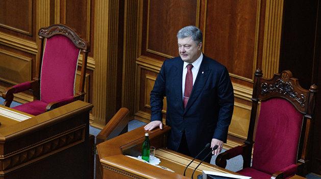 Требование Саакашвили №2: Порошенко просит разработать законопроект об антикоррупционном суде