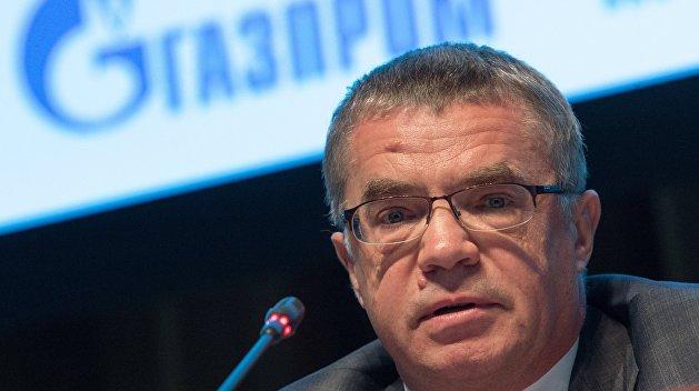 «Газпром» готов к переговорам с Киевом по транзиту газа