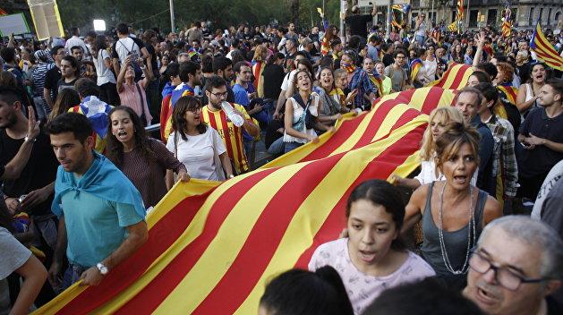 «Взгляд»: Барселона начинает новый этап борьбы за свою независимость
