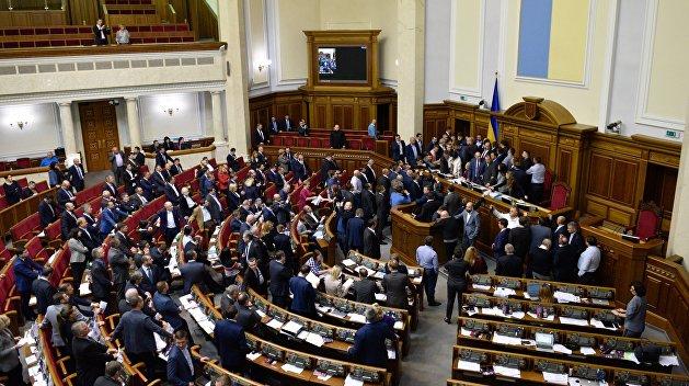 Депутаты Рады в этом году установили рекорд по кнопкодавству