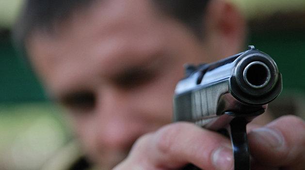 Стреляли: В центре Киева отношения выясняют при помощи оружия