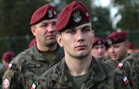 Польша формирует дивизию на границе с Украиной