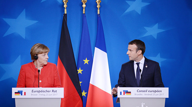 Франция и Германия попробуют вернуть российских военных в Донбасс