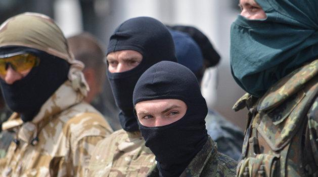 Радикалы закрыли Российский центр науки и культуры в Киеве