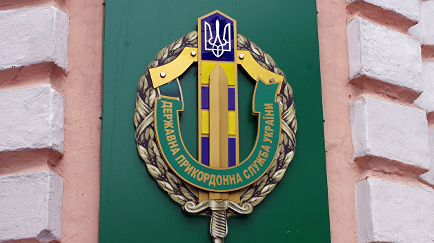 6000 украинских пограничников поймали на нарушениях