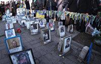 Друг Кличко получил подряд на многомиллионный памятник «Небесной сотне»