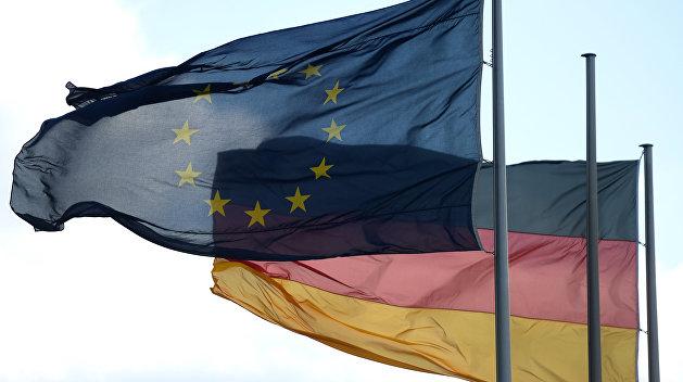 В Берлине считают, что антироссийские санкции угрожают немецкой экономике