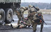 «Правосеки» застрелили двух бойцов ВСУ в Донбассе