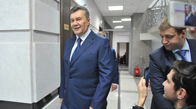 Янукович сможет выступить в украинском суде 18 мая