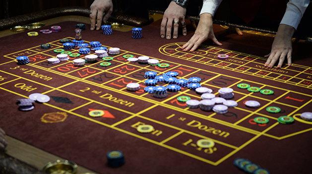 Дыры в бюджете Украины Минфин хочет закрыть легализацией казино