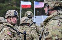 Трамп и Дуда договорились опутать Польшу американскими военными базами