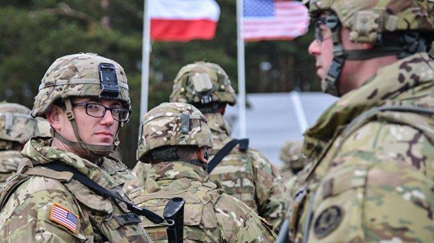 «Взгляд»: НАТО готовится к боям с российской армией прямо у наших границ