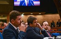 Глава делегации Венгрии в ПАСЕ обвинил Украину в садомазохизме