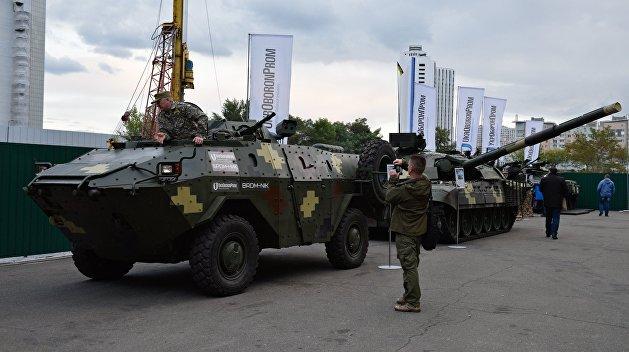 За пять лет Украина вышла из десятки крупнейших поставщиков оружия