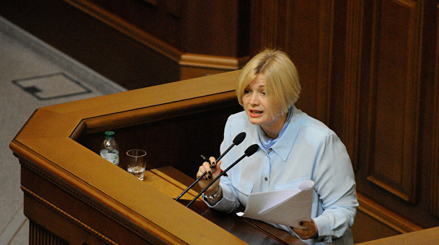 Макрон вдохновил вице-спикера ВР заблокировать сайты ЛДНР