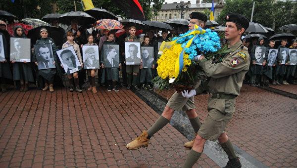 Антисоветский фронт: как в украинских школах отметили «Неделю УПА»