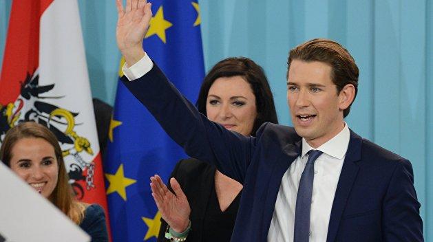 МИД Австрии не хочет говорить о продлении санкций против РФ в 2018 году