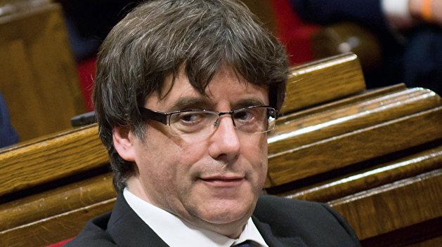 Вопреки Мадриду: власти Каталонии отказались объявить досрочные выборы