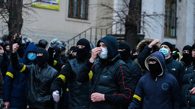 Не прокатило: радикалы не смогли сорвать концерт Бабкина в Запорожье