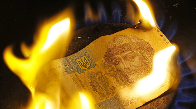 Украинская экономика теряет около $1 млрд из-за мошенничества с налогами - Der Spiegel