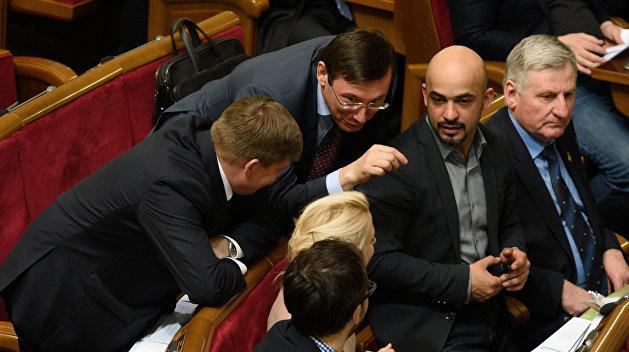 Найем: Юридической возможности не пустить Саакашвили на Украину нет