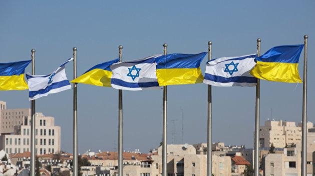 Украина грезит о свободной торговле с Израилем
