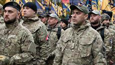 Виталий Захарченко: Монополию на применение силы на Украине отдали бандитам и радикалам