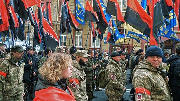 «Свобода», «Правый сектор» и «Национальный корпус» готовятся взять власть на Украине в свои руки
