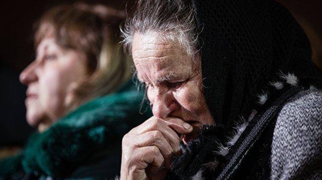 Правительство каждый месяц крадет у пенсионеров по 1000 гривен
